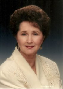 Margie Cook-Cole Adams.